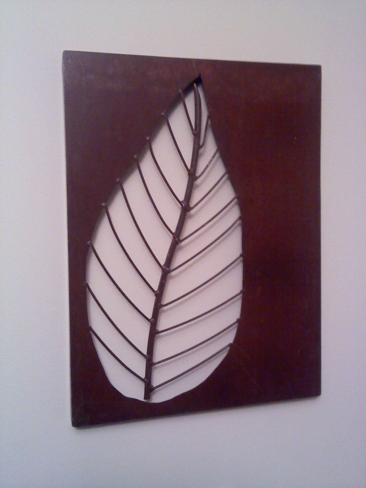 Leaf Metal Wall Art Metal Wall Art Leaf Ideas For The Iron Patch Pinterest
