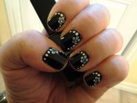Pin Nail Gem Designs on Pinterest