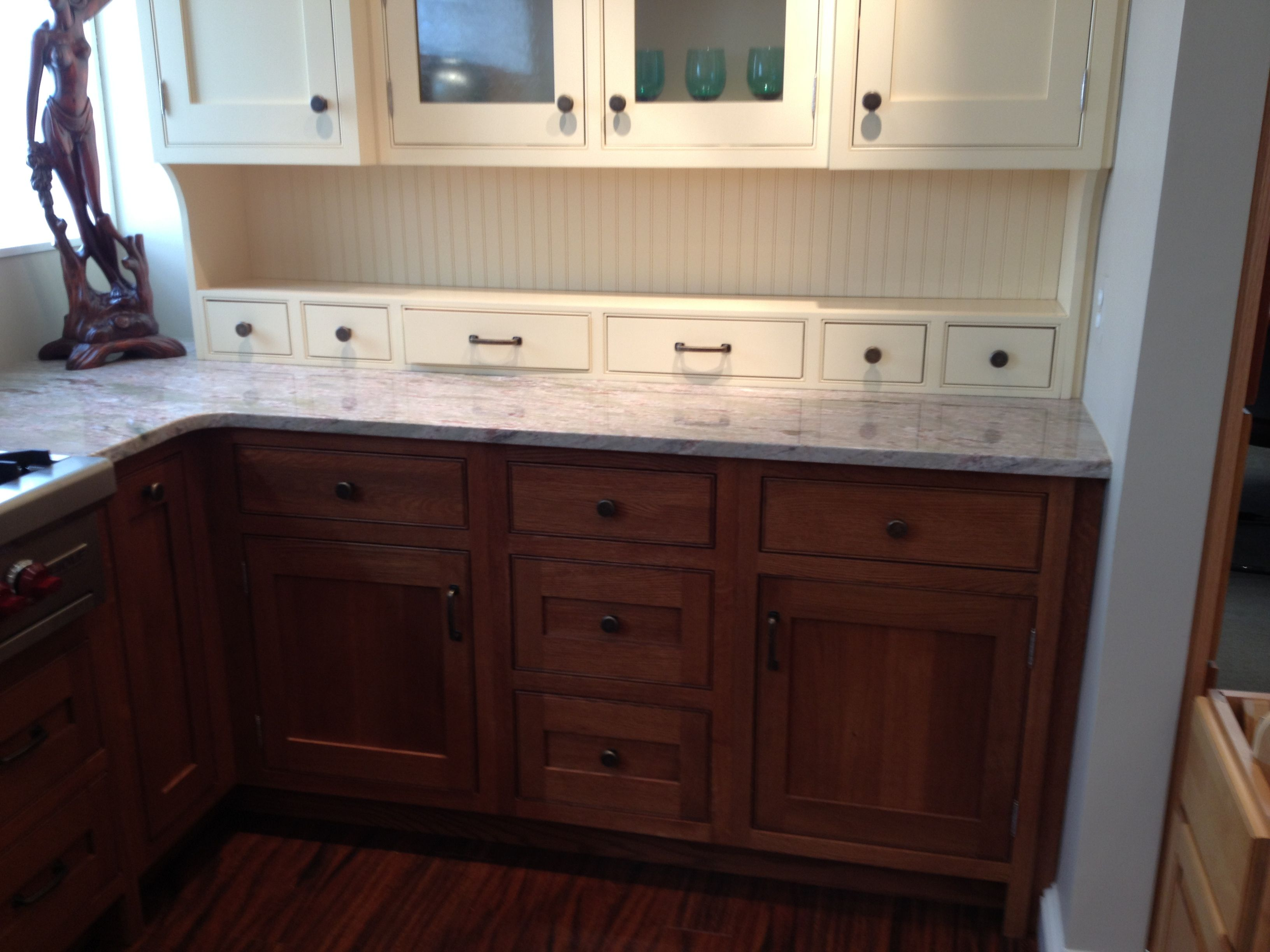 Mixing Kitchen Cabinet Colors Use Mixed Cabinet Colors In Kitchen Re Modeling Pinterest
