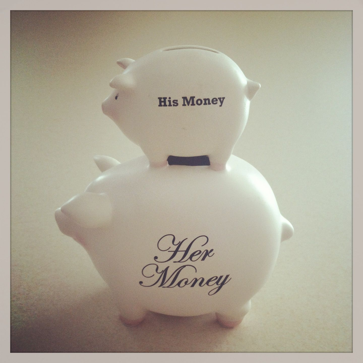 Piggy Bank Idea Piggy Bank For Wedding Present Gift Ideas Pinterest