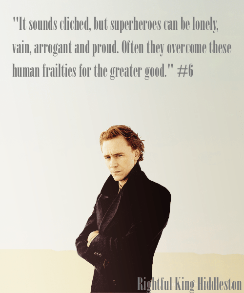 Tom Hiddleston Wallpaper Quote Tom Hiddleston Quotes On Love Quotesgram