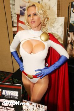 ms. marvel cosplay nude