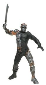 Jason X Action Figure