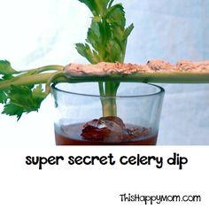 Super Secret Celery