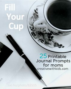 25 Printable Journal