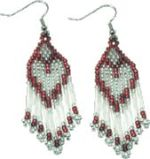 1000 Images About Beaded Earring Patterns Tutorials On