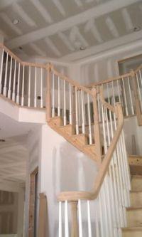 stair.railings. by zanzispot on Pinterest | Railings ...