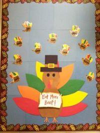 Fall Bulletin Board on Pinterest | Fall Bulletin Boards ...