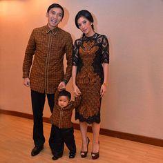 Batik Sogan Fashioooon Inspirasi Familybatik Ethnic Desain Ink