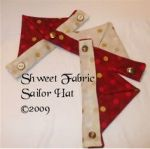 Sailor Hat Pattern Free