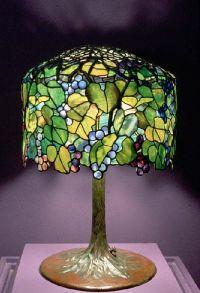 Louis Comfort Tiffany | Antiques-Glass | Pinterest