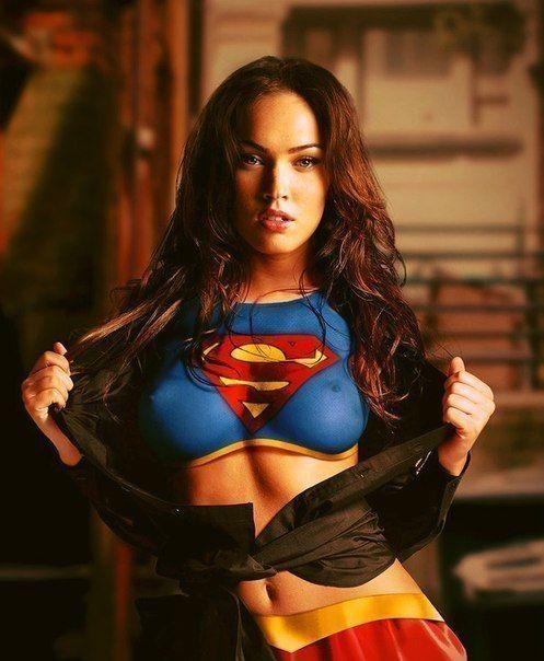 Megan Fox Supergirl