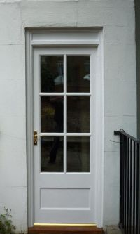 Georgian rear door - Cotswood Doors | Home | Pinterest