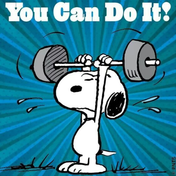 You can do it!  Come get your fitness on at Powerhouse Gym in West Bloomfield, MI!  Just call (248) 539-3370 or visit our website powerhousegym.com/welcome-west-bloomfield-powerhouse-i-41.html for more information!