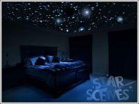 Glow in the Dark Stars - Secret Star Ceiling. Sleep under ...