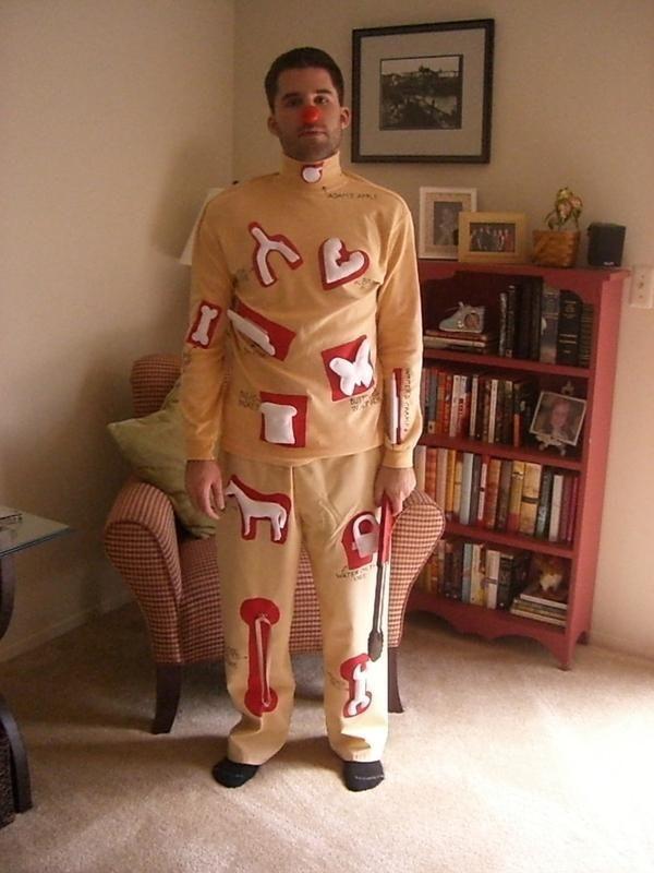 SaveEnlarge · 66 Wildly Creative Diy Costumes ... & Diy Male Halloween Costumes - Meningrey