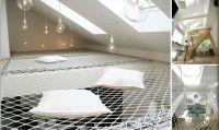 "Ceiling ""hammock""! | in my next house | Pinterest"