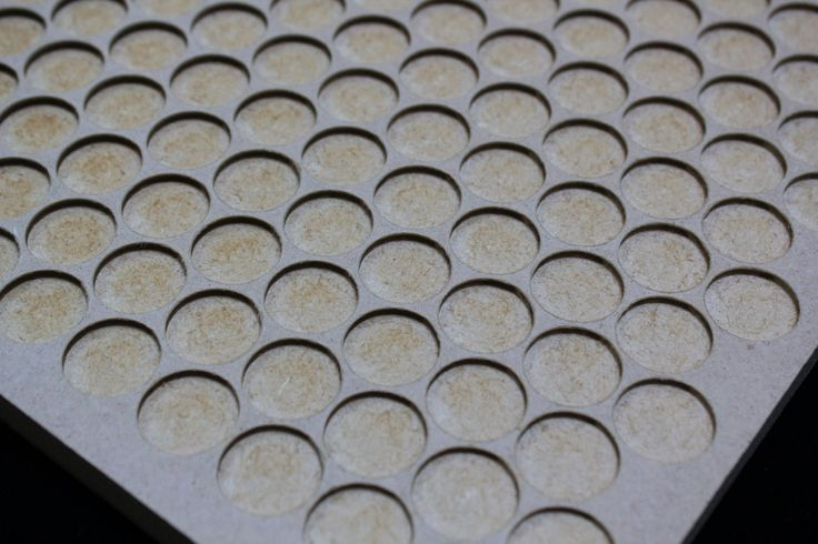 Penny Floor Tile Template Coin Tray