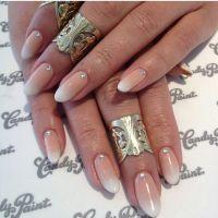 neutral ombre nails neutral nails ombre nails pinterest