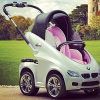 The Coolest Way to Transport Your Baby