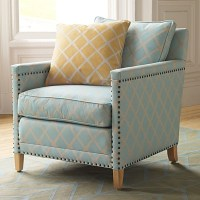 bedroom accent chairs 2017 - Grasscloth Wallpaper