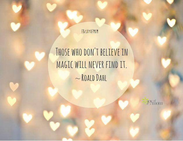 Roald Dahl Quotes Wallpaper Quotes Believe In Magic Quotesgram