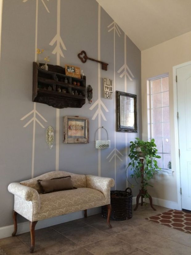 accent wall ideas decorating