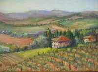 Italian countryside | Quatre Follies | Pinterest