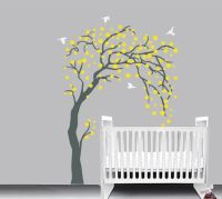 Willow tree wall decal | Lily Elizabeth | Pinterest