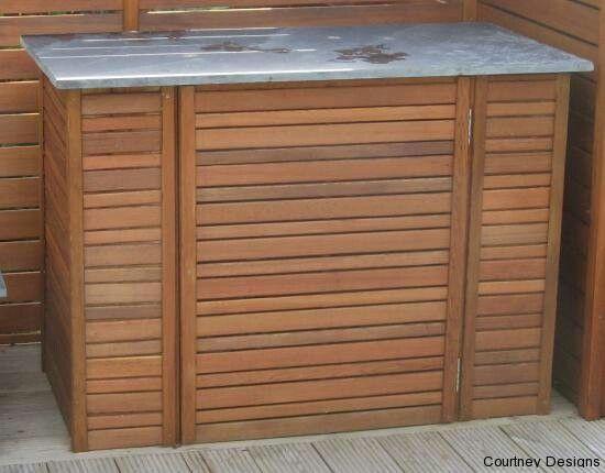 Garden Storage Garden Storage For Wheelie Bins