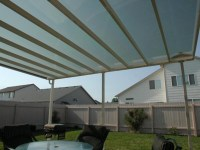 SkyVue Clear Roof Patio Covers | Patio / Fireplace ...