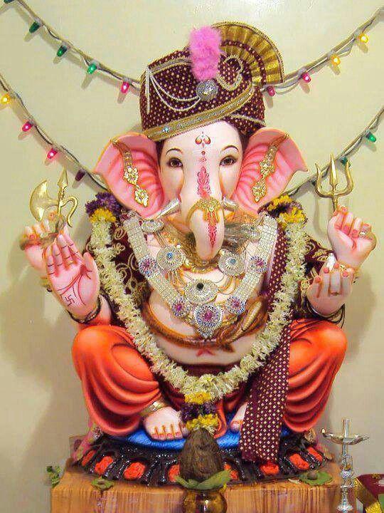 Shivaji Maharaj Hd Wallpaper For Pc Ganpati Bappa Morya Gajanand Lord Ganesha Pinterest