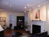 Living Room Track Lighting | Living Room Ideas | Pinterest