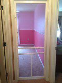 Do it yourself baby room -screen door   Crafts & Ideas ...