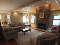 Living Room Remodel | Otero Homes - Living Areas | Pinterest