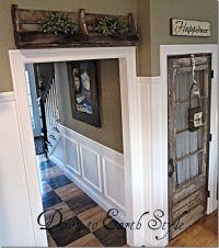 above the door | Inspiring Decor | Pinterest