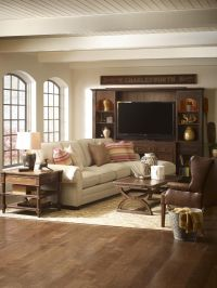 HGTV rustic living room | hoMe SweET HoMe | Pinterest