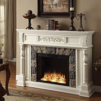 Fake fireplace..from Big Lots?! | For the Home | Pinterest