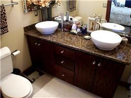 Bathroom With Raised Bowl Sinks Dream Home Pinterest
