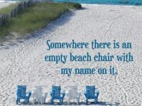 Beach chair | Funny sayings and pictures | Pinterest