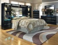 Ashley Furniture black bedroom set | For the Home | Pinterest
