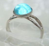 MAKO Mermaid Inspired Adjustable Mermaids Moon Pool Ring ...