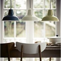 Pendant lights over kitchen table. | For the Home | Pinterest