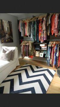 Bedroom clothing rack | For the Home | Pinterest