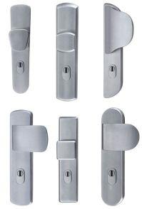 Look! Cool Midcentury Modern Door Handles