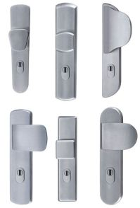 Look! Cool Midcentury Modern Door Handles