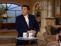 Seinfeld - Kramer's coffee table book | Films & TV | Pinterest