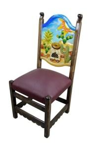 hand painted mexican furniture | LA CASA DE MACHADO Y ...