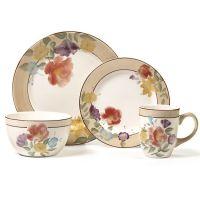 Pfaltzgraff 16-Piece Dinnerware Sets | Tableware | Pinterest
