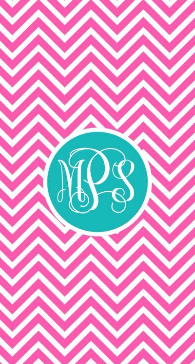 Monogram wallpaper | Monogram | Pinterest